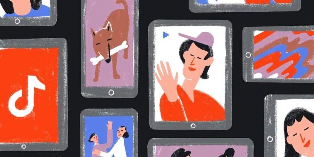 Обложка видео в Тик-Ток: как сделать, поменять, размеры, примеры