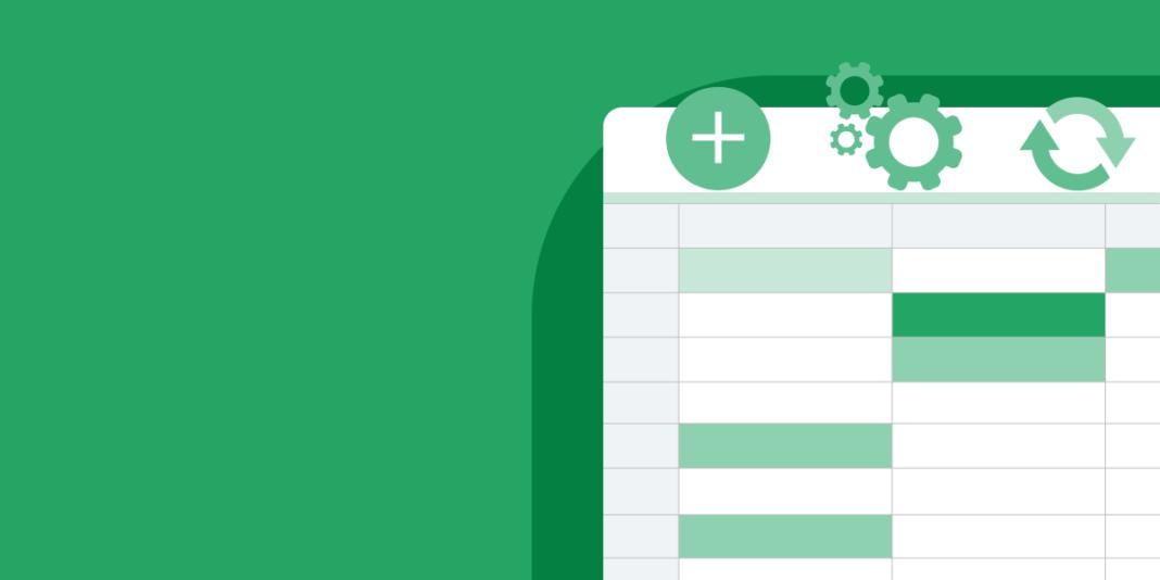 Smart Fill для автозаполнения Google Таблиц