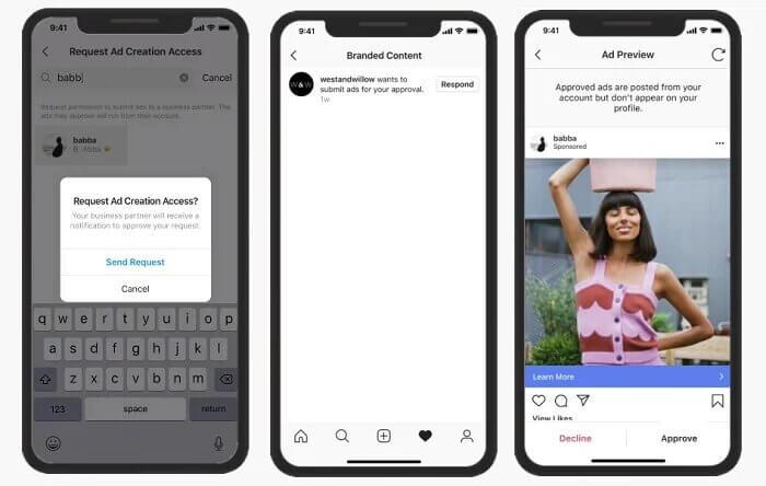 Instagram обновил правила работы с брендированным контеном