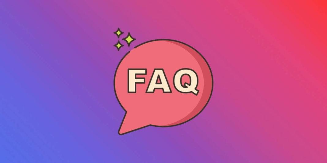 Часто задаваемые вопросы в Инстаграм: что это и как настроить