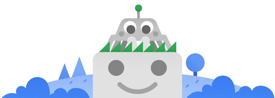 У робота Google появится новый помощник
