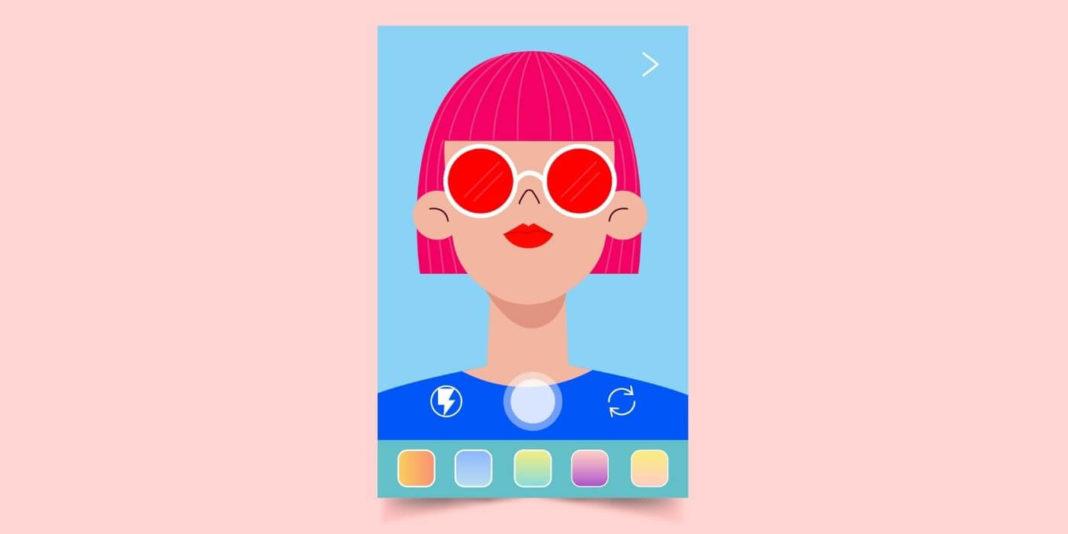Как сделать маску-предсказание для сторис в Инстаграм