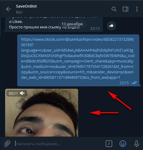 Как скачать видео по ссылке