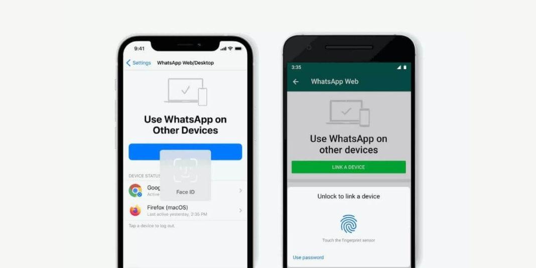 В десктопной версии WhatsApp появится биометрическая аутентификация — через Touch или Face ID