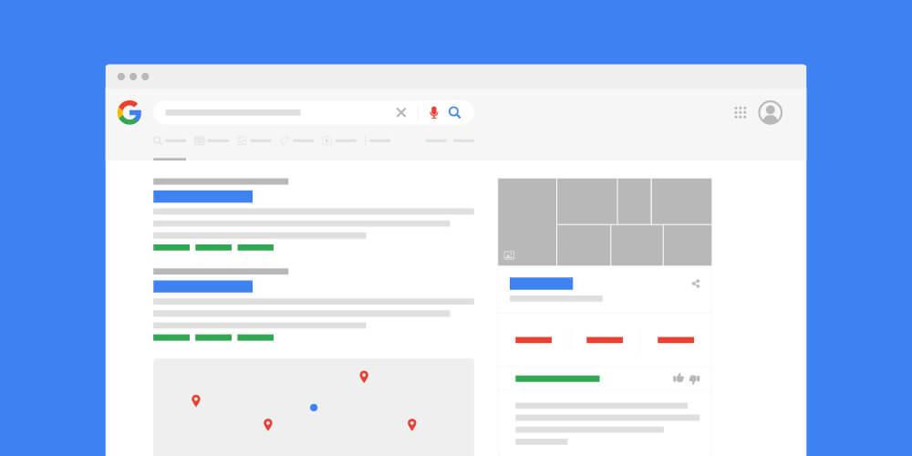 В поисковой выдаче Google появится больше информации о доменах