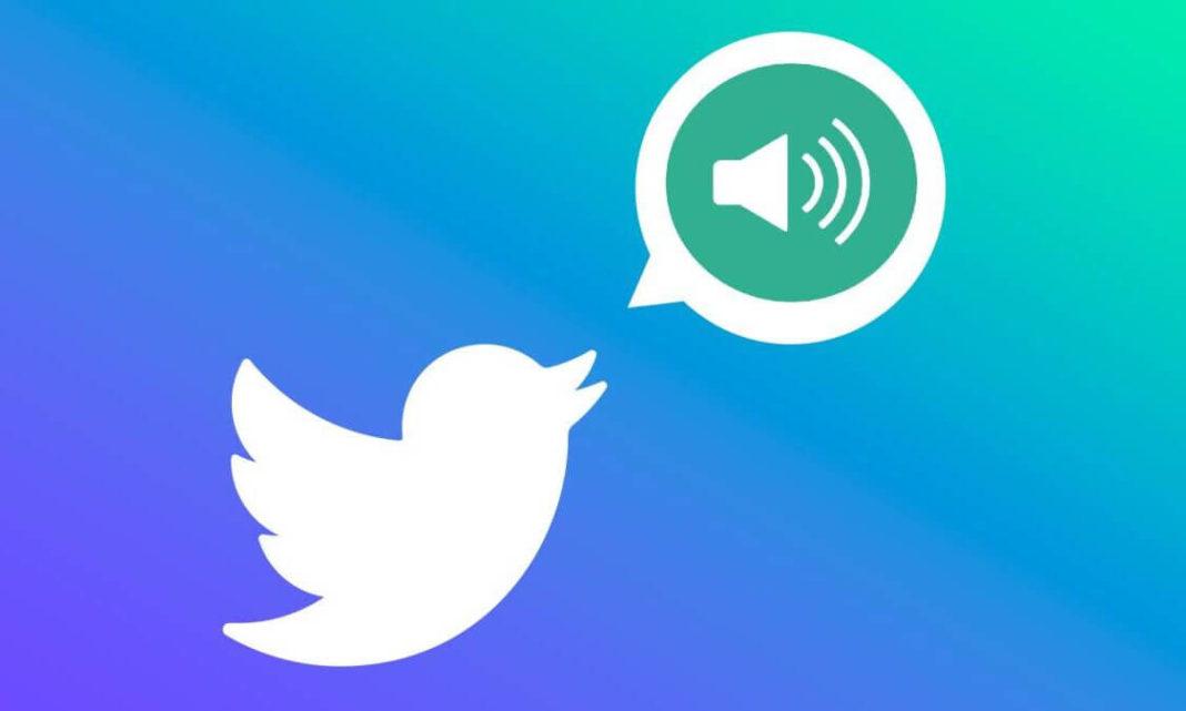 Twitter тестирует голосовые сообщения