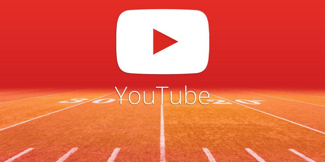 YouTube обновил раздел «Спорт» в связи с растущим спросом на спортивный контент