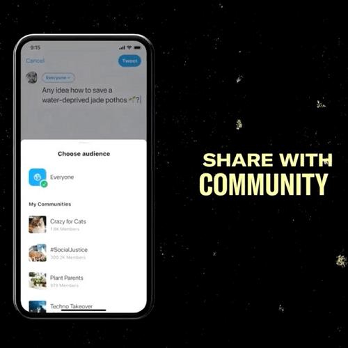 В Twitter появятся инструменты для обмена твитами с избранной аудиторией