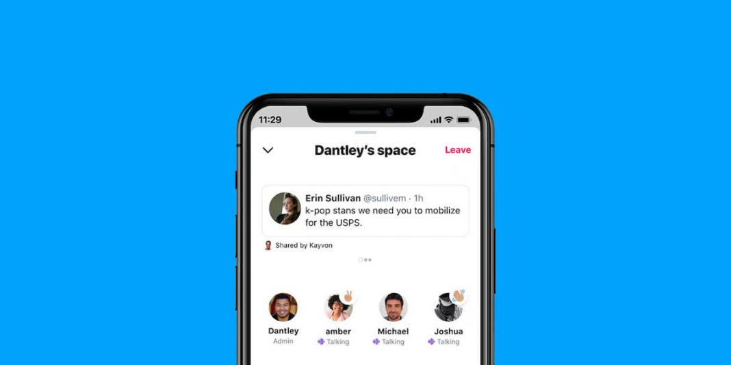 Приложение Spaces гонится за Clubhouse: детище Twitter обновляется