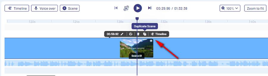 Онлайн сервис для создания видео