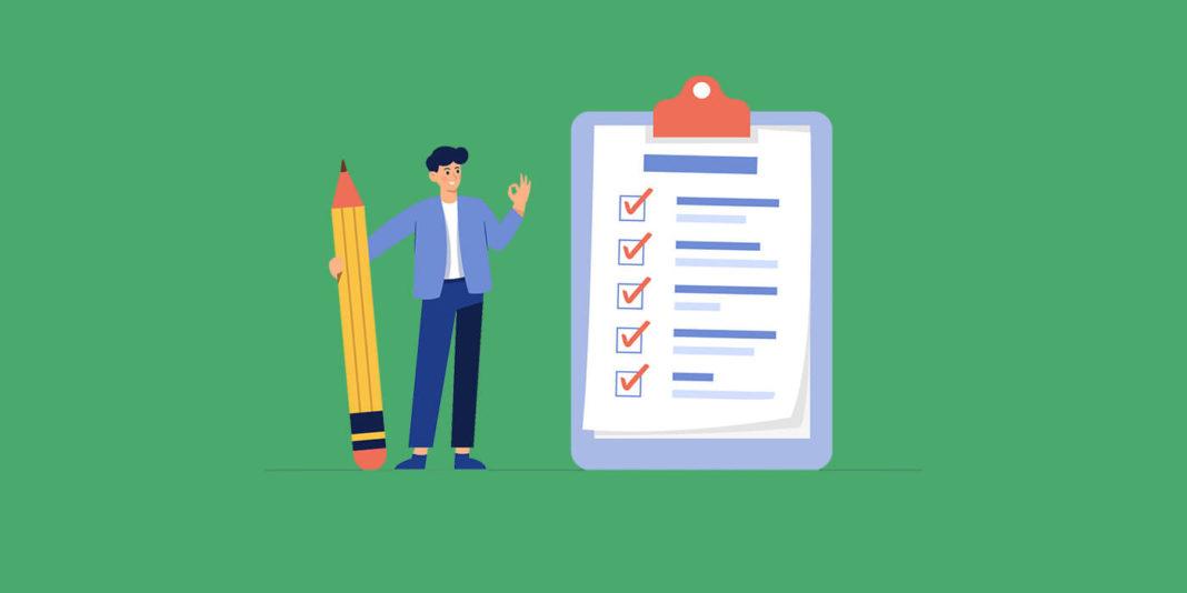 Как сделать чек-лист: составить, создать и оформить, +10 примеров