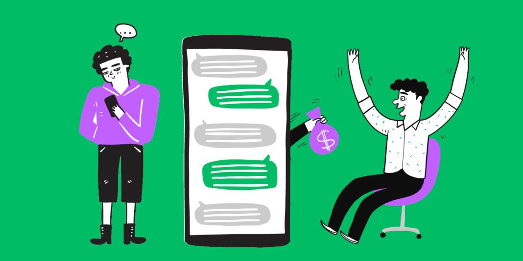 Продажи в мессенджерах: 5 правил, как продавать больше и эффективнееПродажи в мессенджерах: 5 правил, как продавать больше и эффективнее