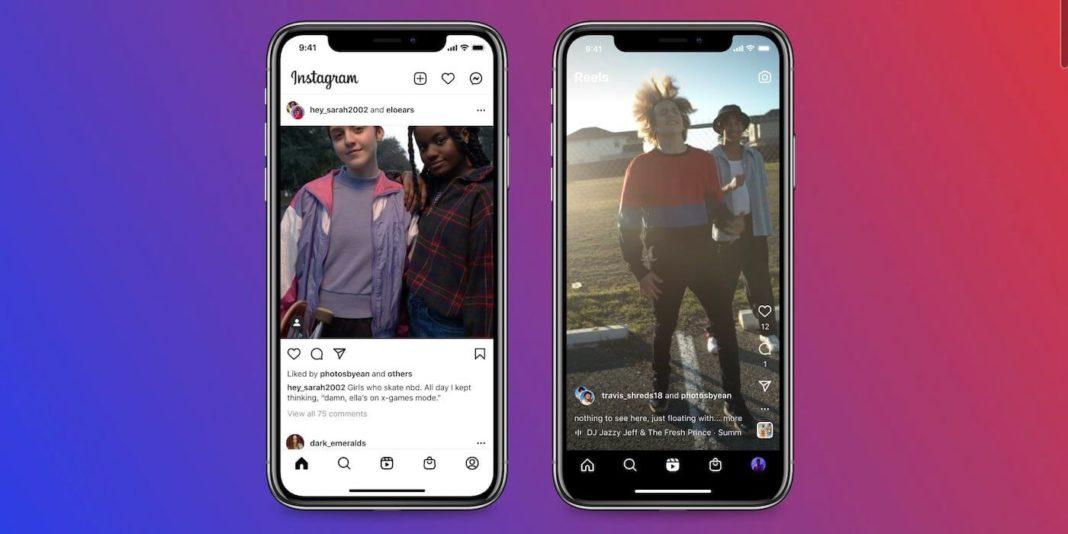 Instagram тестирует совместное создание постов и Reels