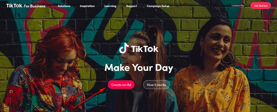 Как запустить рекламу в ТикТоке