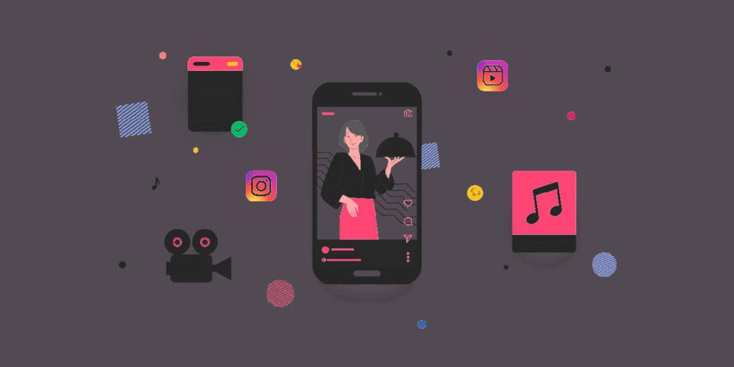 Как сделать и поставить обложку в Instagram Reels