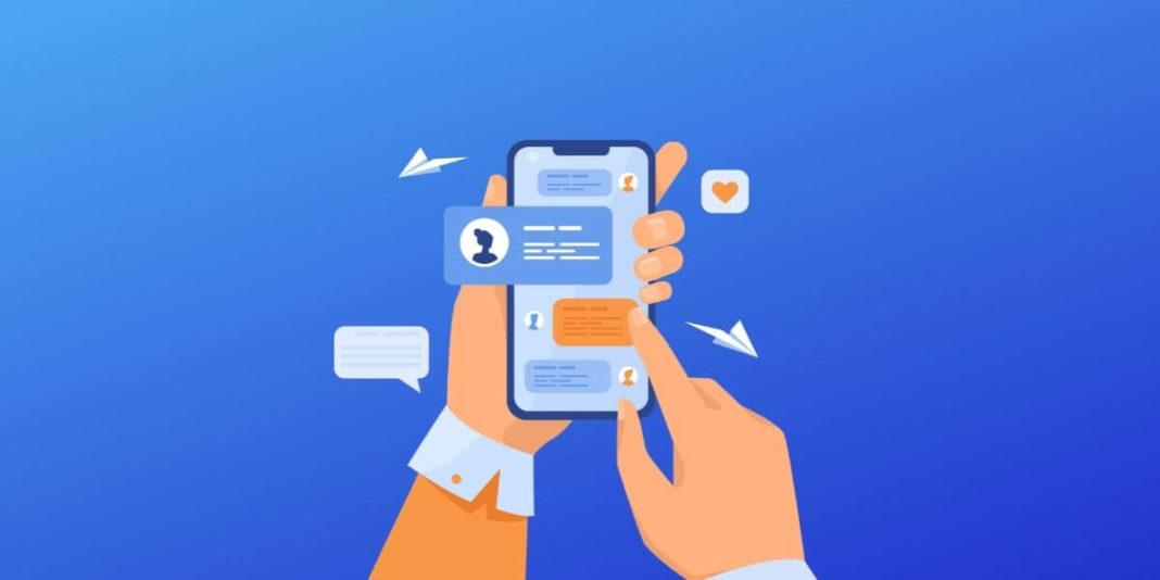 Как поменять фон чата и цвет сообщений в ВКонтакте